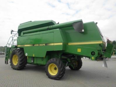 Combine harvester John Deere 2066 HM, used, Emsbueren - Foto 2