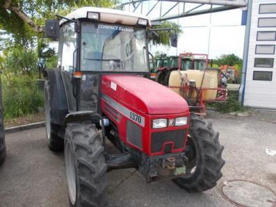 Tractor Waco Compact 1370 - BISO Schrattenecker - Foto 4