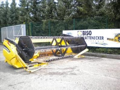 Combine harvester New Holland Schneidwerk - BISO Schrattenecker - Foto 1