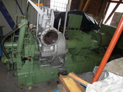 Used Condensing steam turbine Nadrowski, Dresser-Rand B5S-2+G4 / Leroy Somer - Foto 12