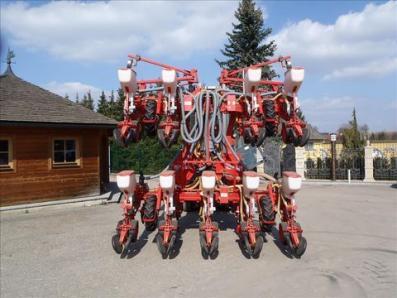 Sowing machine Gaspardo Manta MTI mit PA1 9-reihig - BISO Schrattenecker - Foto 1