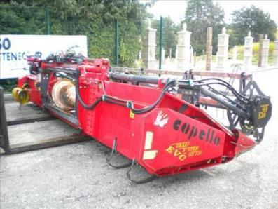 Combine harvester Capello Evo GS 530 - BISO Schrattenecker - Foto 2