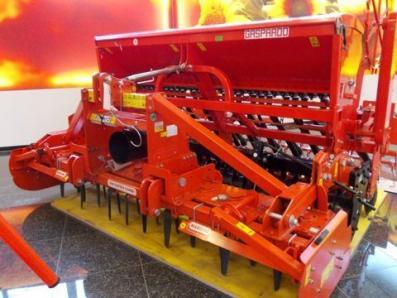 Seeding machines Gaspardo DAMA 300 DMR Kreiselegge mit Drillmaschine - BISO  - Foto 1