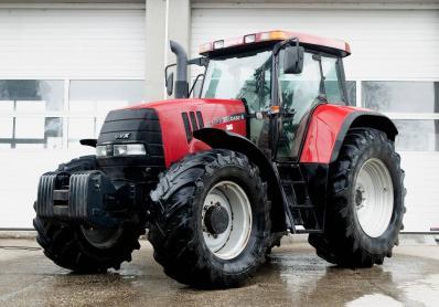 Tractor Case IH CVX1135 - BISO Schrattenecker - Foto 1