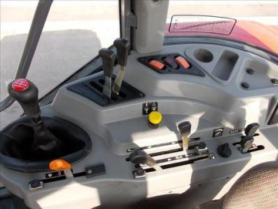 Tractor Massey Ferguson 4325-4 LP - BISO Schrattenecker - Foto 7