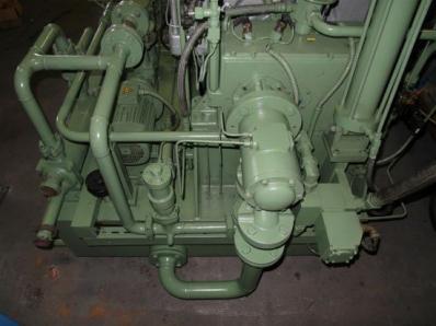 Used Condensing steam turbine Nadrowski, Dresser-Rand B5S-2+G4 / Leroy Somer - Foto 13
