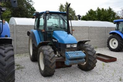 Tractor New Holland 7635 - BISO Schrattenecker - Foto 2