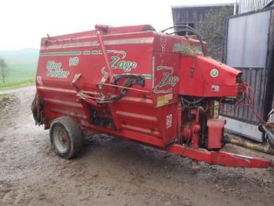 Livestock machinery Zago Zago KING 09 CD - BISO Schrattenecker - Foto 1