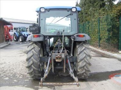 Tractor New Holland TN 55 - BISO Schrattenecker - Foto 4