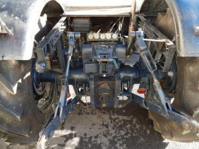 Tractor Deutz-Fahr Intrac A - BISO Schrattenecker - Foto 6