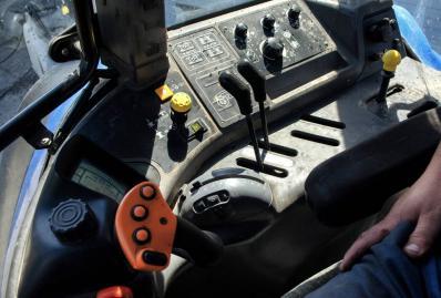 Tractor New Holland TM190 - BISO Schrattenecker - Foto 2