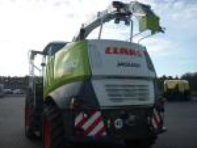 Self-propelled forage harvester CLAAS Jaguar 940, used, 2007, Emsbueren - Foto 3