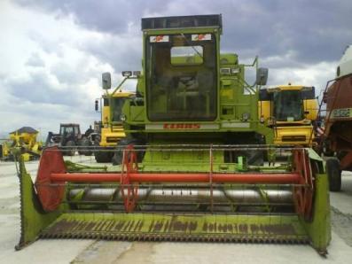 Harvester Claas 105 - BISO Schrattenecker - Foto 3