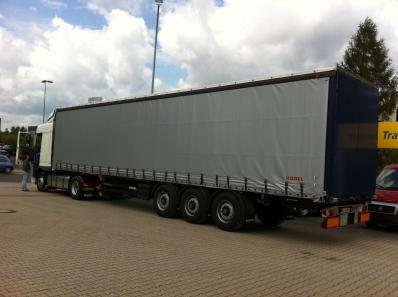 Kögel Cargo Semi Trailers, 28.260 kg - Foto 1