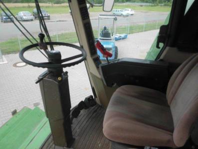 Combine harvester John Deere 2066 HM, used, Emsbueren - Foto 6
