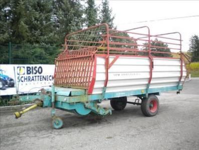 Loading wagons Steyr Hamster 803V - BISO Schrattenecker - Foto 1
