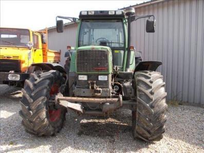 Tractor Fendt Fendt Favorit 512 - BISO Schrattenecker - Foto 2