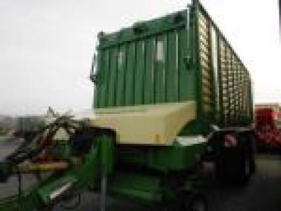 Dual purpose loading wagons Krone ZX 450 GD, used, Emsbueren - Foto 2