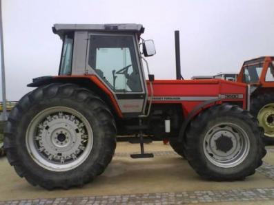 Tractor Massey Ferguson 3680 - BISO Schrattenecker - Foto 3