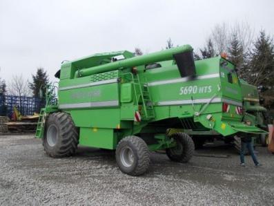 Harvester Deutz-Fahr Deutz 5690 HTS - BISO Schrattenecker - Foto 3