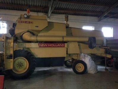 Harvester New Holland 8040 - BISO Schrattenecker - Foto 4
