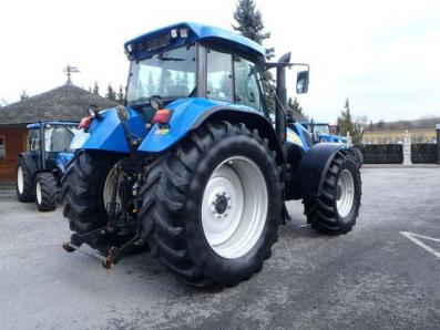 Tractor New Holland TV-T 170 Auto Command - BISO Schrattenecker - Foto 3