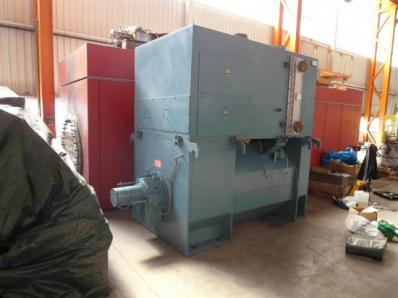 Steamturbine Siemens CFR5 G6A - Foto 7