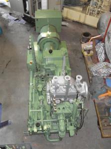 Used Condensing steam turbine Nadrowski, Dresser-Rand B5S-2+G4 / Leroy Somer - Foto 11