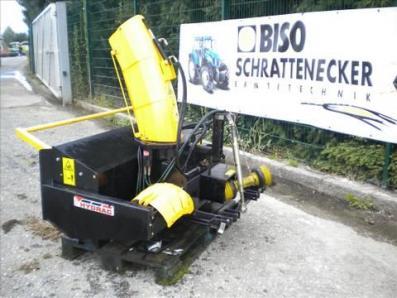 Road and snow machines Hydrac 150 Schneefräse - BISO Schrattenecker - Foto 3