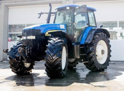 Tractor New Holland TM190 - BISO Schrattenecker - Foto 1