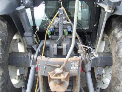 Tractor New Holland TN 55 - BISO Schrattenecker - Foto 5