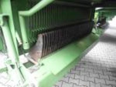 Forage transport wagon Krone ZX 450 GD, 2009 used, Emsbueren  - Foto 2