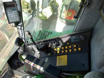 Harvester Deutz-Fahr Top Liner 4090 H - BISO Schrattenecker - Foto 2