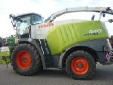 Self-propelled forage harvester CLAAS Jaguar 940, used, 2007, Emsbueren - Foto 2
