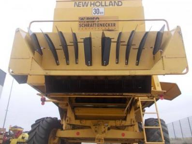 Harvester New Holland TX 65 - BISO Schrattenecker - Foto 8