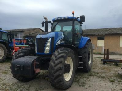 Tractor New Holland TG255 - BISO Schrattenecker - Foto 1