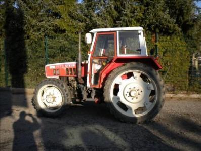 Tractor Steyr 8075 - BISO Schrattenecker - Foto 2